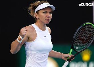 Halep, în sferturi la Australian Open