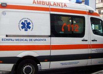 Un pacient cu Covid s-a aruncat în gol de la etajul trei al spitalului. Tocmai fusese vizitat de fiul său