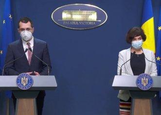 Andreea Moldovan: Bucureştiul este de carantină/Vlad Voiculescu: Bucureștiul NU se carantinează de Paști. Ordinului care ar putea băga Capitala în carantină