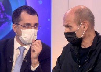 """CTP față în față cu Vlad Voiculescu: """"Ați inundat casa, ca să nu ia foc!""""! Schimb de replici incredibile!"""