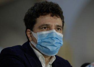 """Nicușor Dan, """"îngrijorat"""" de numărul mare infectări cu Covid. """"Dacă poți să carantinezi se reduce transmiterea"""""""