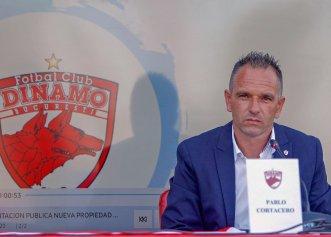 "Pablo Cortacero, luat ""la mișto"" de reprezentantul lui Nicolae Badea!"