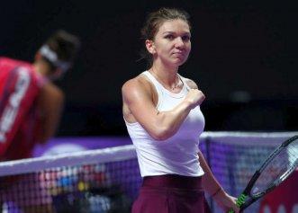 Ce parteneră și-a ales Simona Halep pentru carantina de la Adelaide? Este româncă!