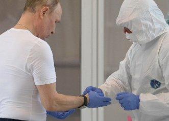Vladimir Putin a făcut astăzi rapelul. Cu ce vaccin s-a vaccinat acesta?