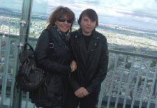 Fiul Marinei Almăşan nu mai vrea să facă Revelionul cu mama!