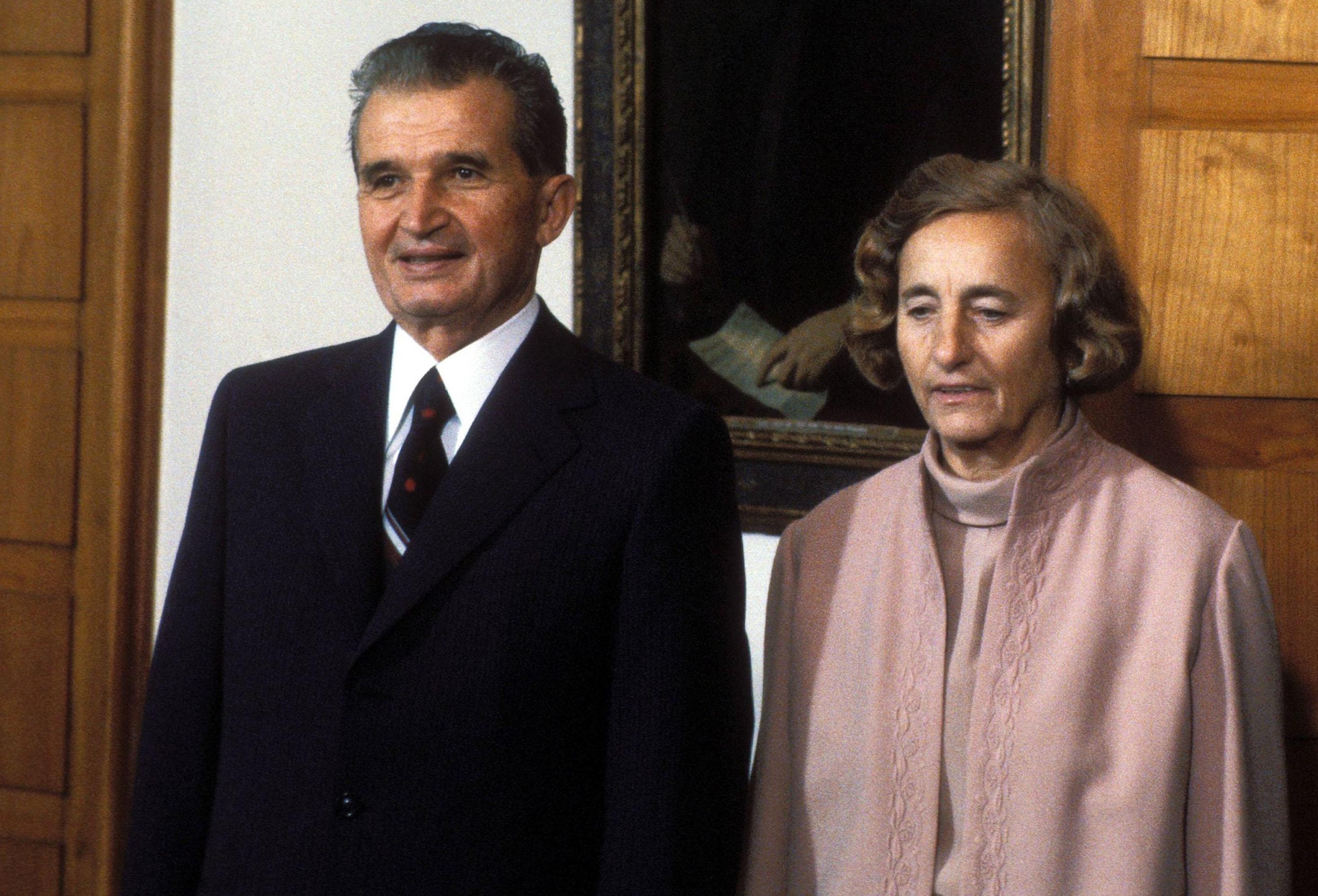 Nicolae si Elena Ceausescu NU au avut prieteni! Un apropiat al …