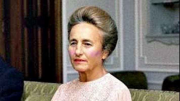 Vreţi să ştiţi ce desert prefera Elena Ceaușescu?