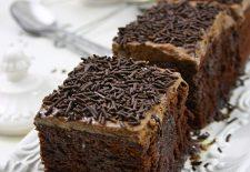 Negrese PUFOASE cu unt de arahide şi glazură de ciocolată. Trebuie să încerci această RETETĂ