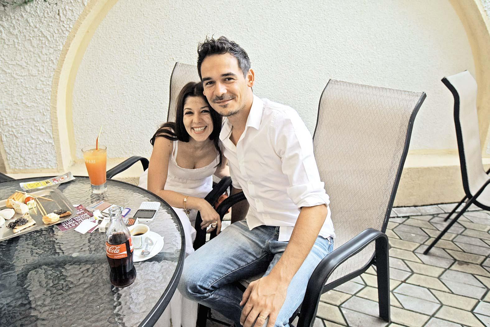 Lovitura dura pentru Razvan Simion! Cu cine s-a cuplat fosta sa …