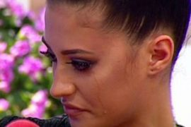 Antonia, în lacrimi!