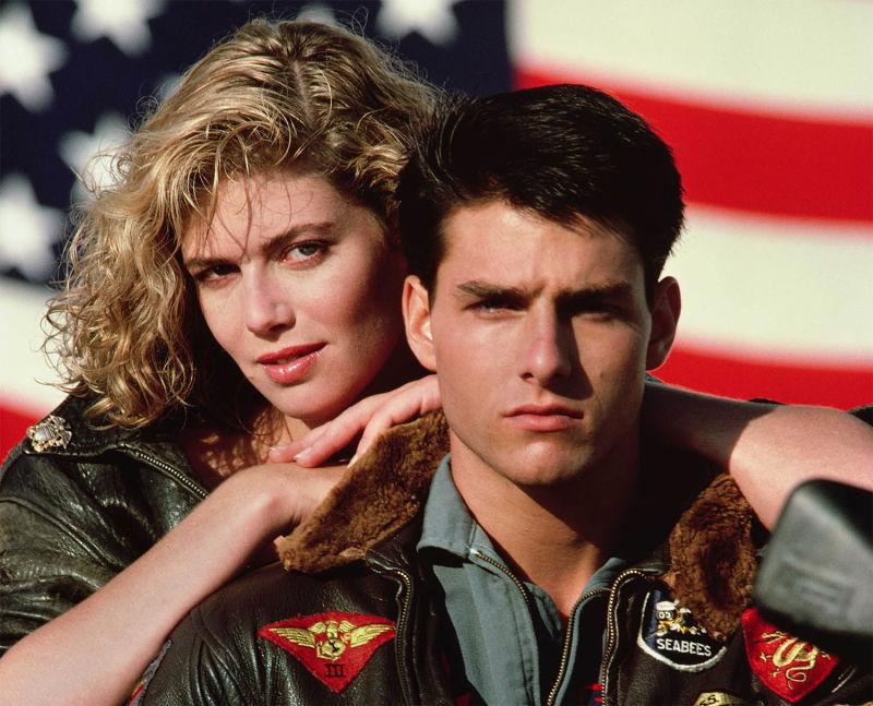 """TRIST. Cum arată ACUM blonda superbă care a jucat în """"Top Gun"""". K"""