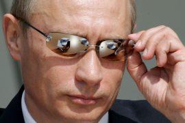 Putin, vizită neașteptată în Siria!