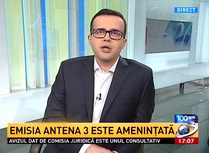 Uluitor! Cum au reacționat Mircea Badea, Gâdea și Dana Grecu câ …