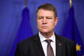 Klaus Iohannis, bomba politică