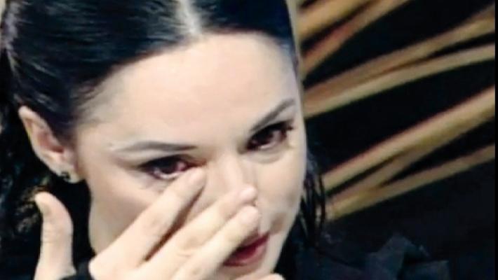 A izbucnit in lacrimi in timpul interviului! Andreea Marin a …