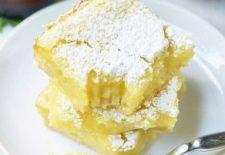 Cea mai simplă rețetă de prăjitură cu umplutură de lămaie! Trebuie să o încerci!