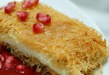 Desert RĂCORITOR grecesc! Cataif cu vanilie, perfect pentru zilele toride de vară!