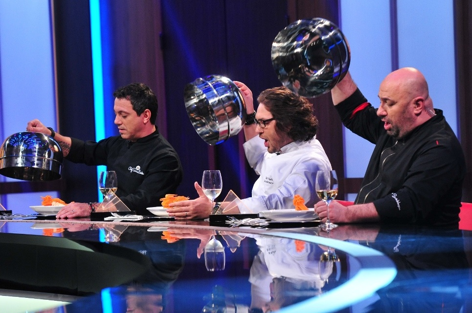 Lovitură sub centură primită de PRO TV! Audienţă record pentru show-ul culinar de la Antena 1