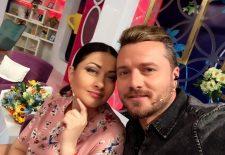 Gabriela Cristea și Tavi Clonda sunt părinți! Vedeta TV a născut în urmă cu câteva ore o fetiță de nota 10