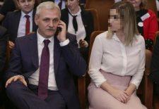 """EA este Irina Tănase, IUBITA lui Liviu Dragnea. Gabriela Firea: """"Este o tânără care cred că ..."""""""