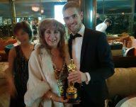 Un câștigător la Oscar, îmbrăcat de un brandul româ …