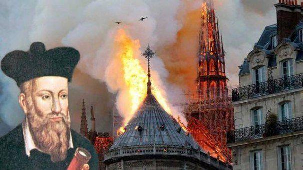 Nostradamus a prezis totul!
