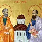 Povestea Sfinților Apostoli Petru și Pavel! Uite ce NU au voie să facă FEMEILE în această ZI SFÂNTĂ