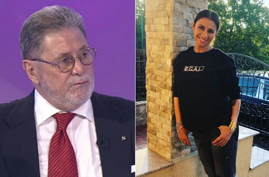 """Cornel Dinu, umilit de Anamaria Prodan. Ia dat REPLICA MAXIMĂ, după ce acesta a criticat-o dur: """"Reprezint idealul dumneavoastră de femeie..."""""""
