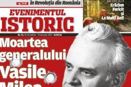 Inedit! Dosarul morții generalului Vasile Milea.