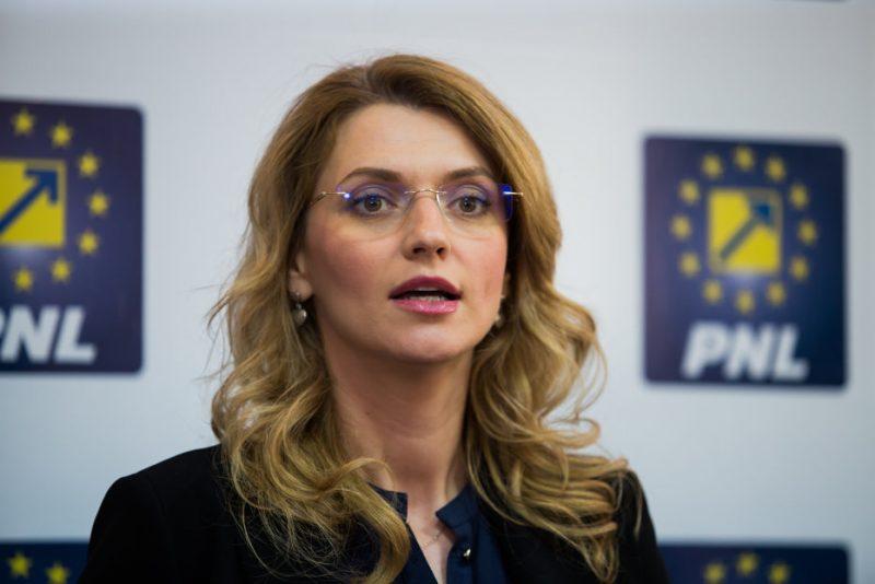 Alina Gorghiu desfințează PSD-ul