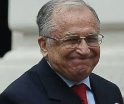 Ion Iliescu are un mare regret!