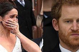Prințul Harry și Meghan divorțează
