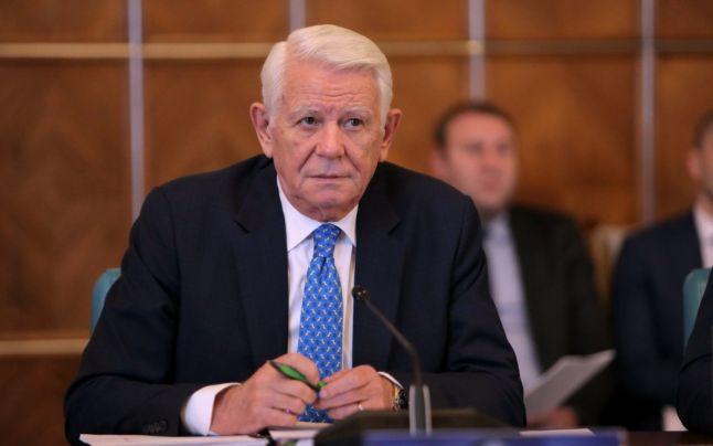 Teodor Melescanu, anunțu despre demisie