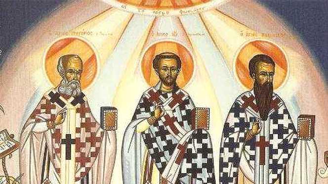 Sf Trei Ierarhi, o mare SĂRBĂTOARE pentru români