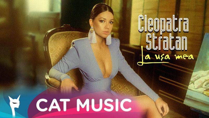 """Cleopatra Stratan, poveste de dragoste intr-un cantec: """"Să o simțiți așa cum o simt eu!"""""""