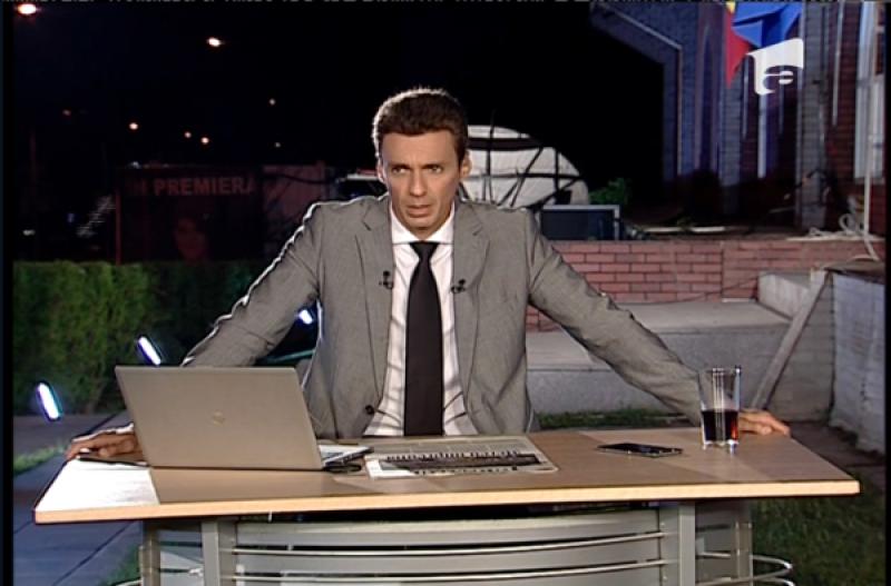 Mircea Badea, reacție la adresa unui politician celebru!