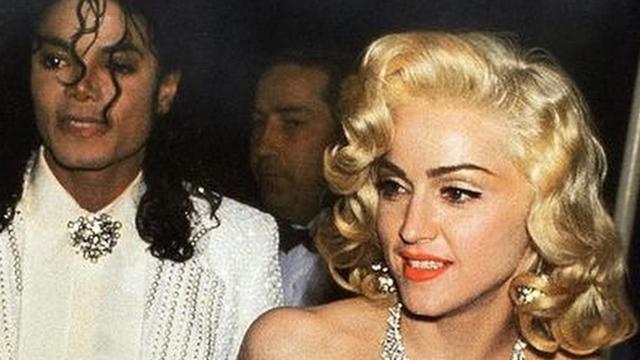 Legătura nebănuită dintre Michael Jackson şi Madonna.